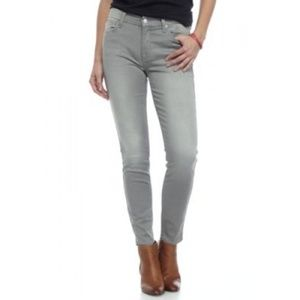 Seven for all Mankind Grey Skinny Jeans